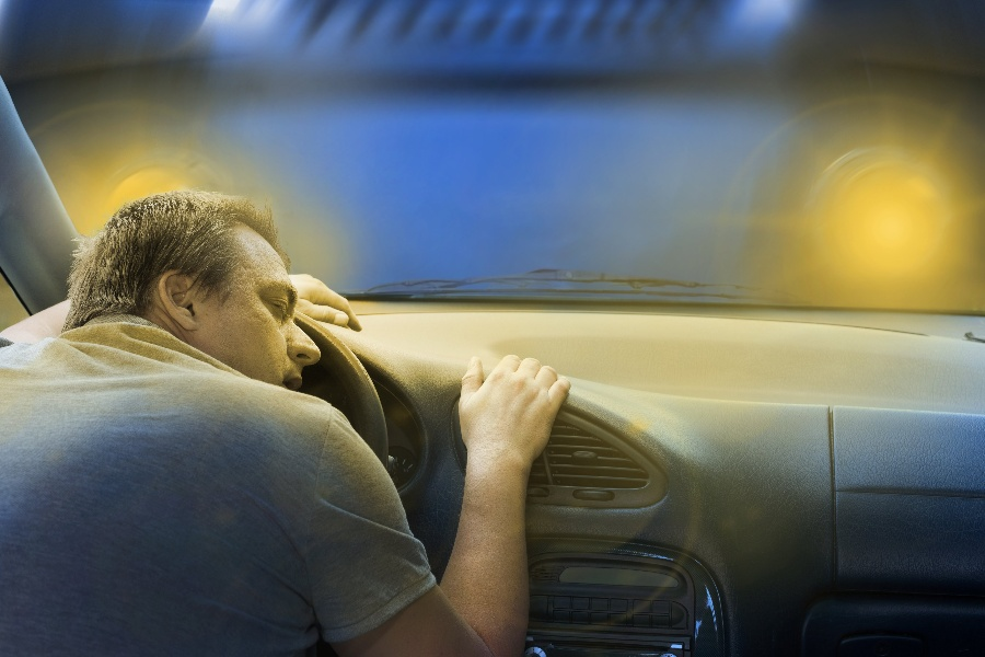 Dangers of Drowsy Driving in Commercial Fleets