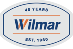 Wilmar 40 years logo