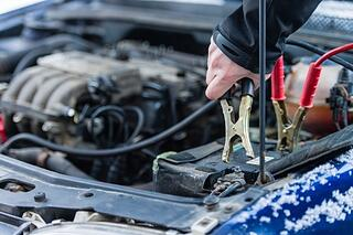 vehicle battery care