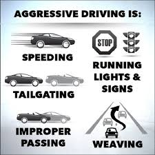 dealing with aggressive drivers