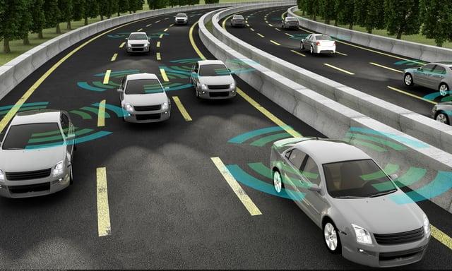 self driving vehicles
