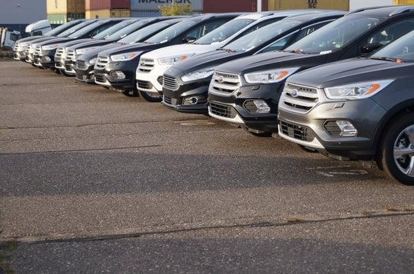 car fleet management