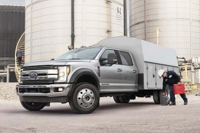 heavy duty work truck