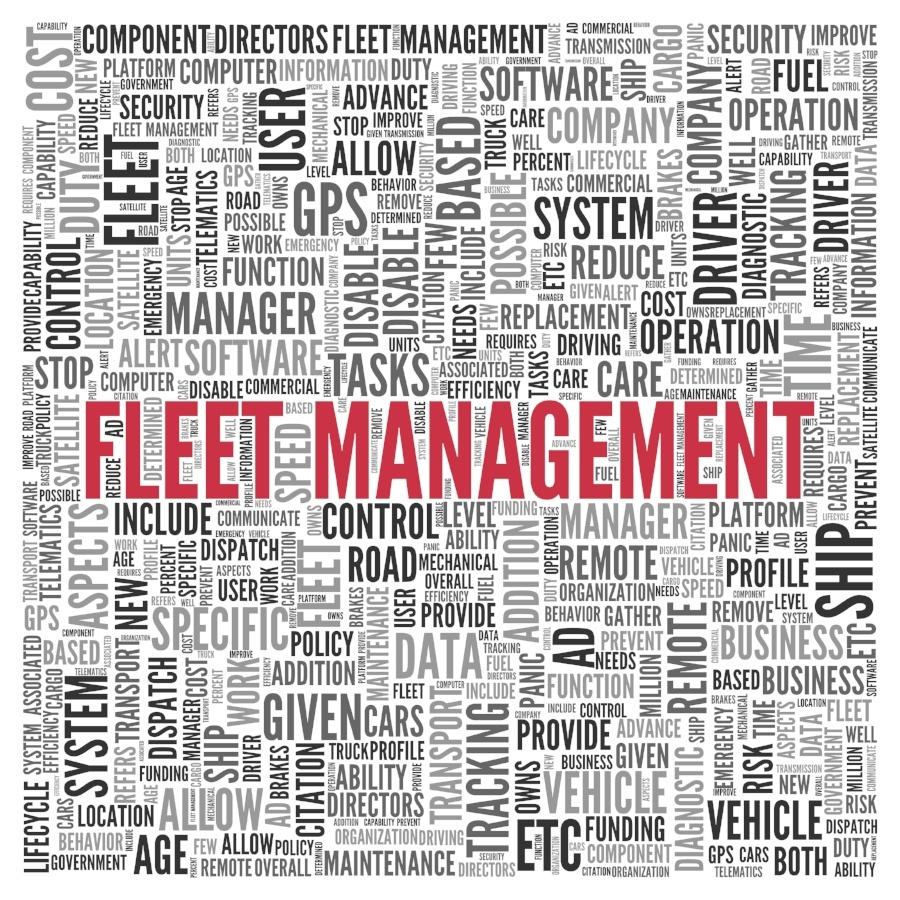 truck fleet maintenance software