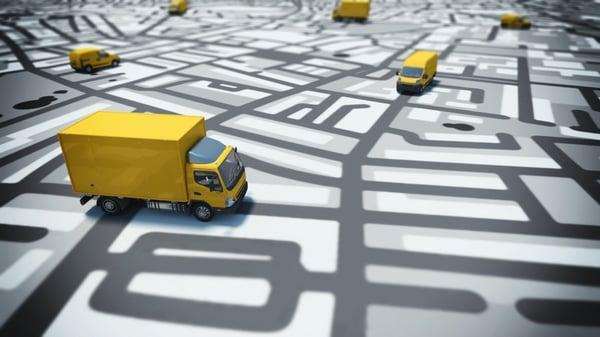 fleet vehicle gps