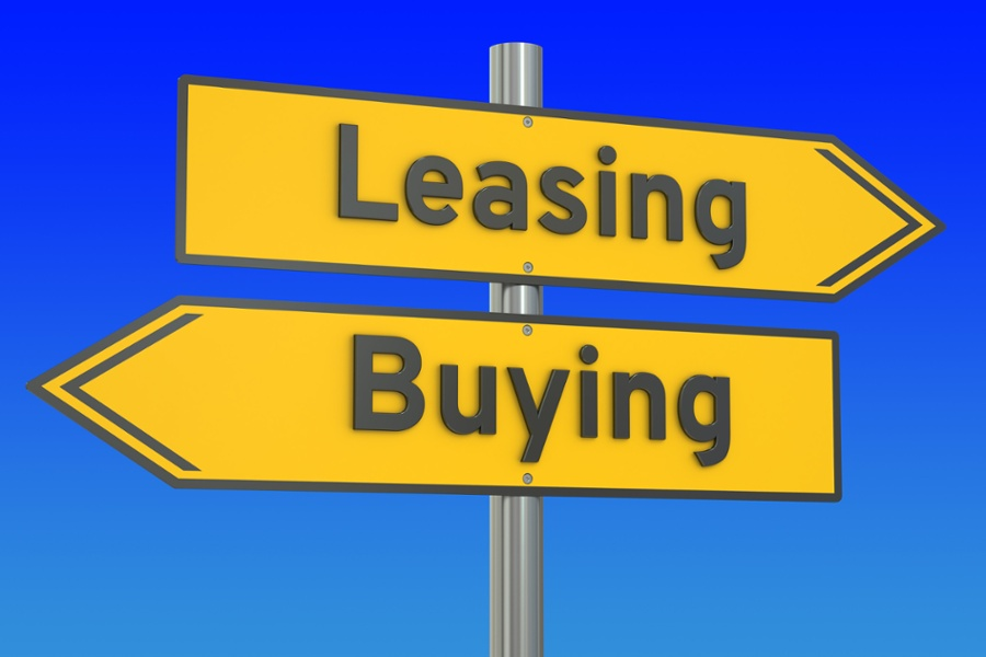 lease vs buying