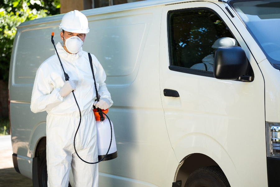 3 Reasons Why Fleet Tracking Is Critical for Pest Control Companies