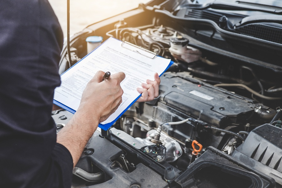 Top 6 Reasons for Vehicle Inspection of Your Fleet