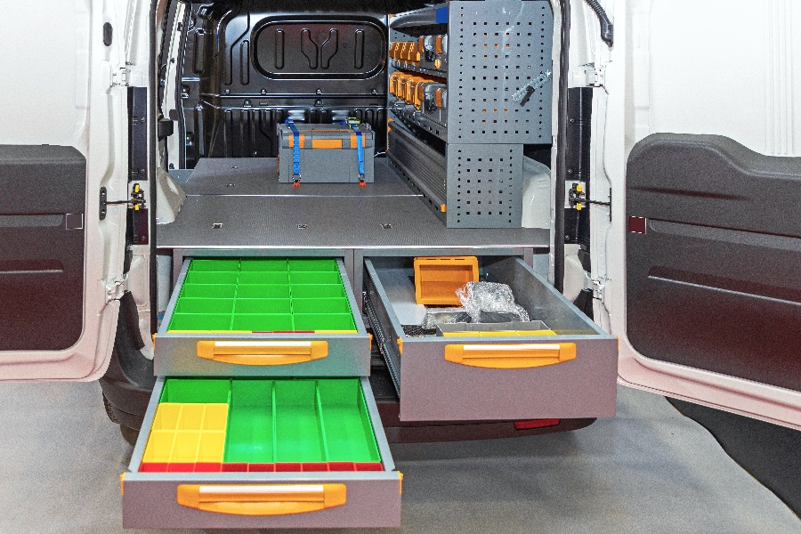 Custom Upfit Fleet Vehicles for Every Industry