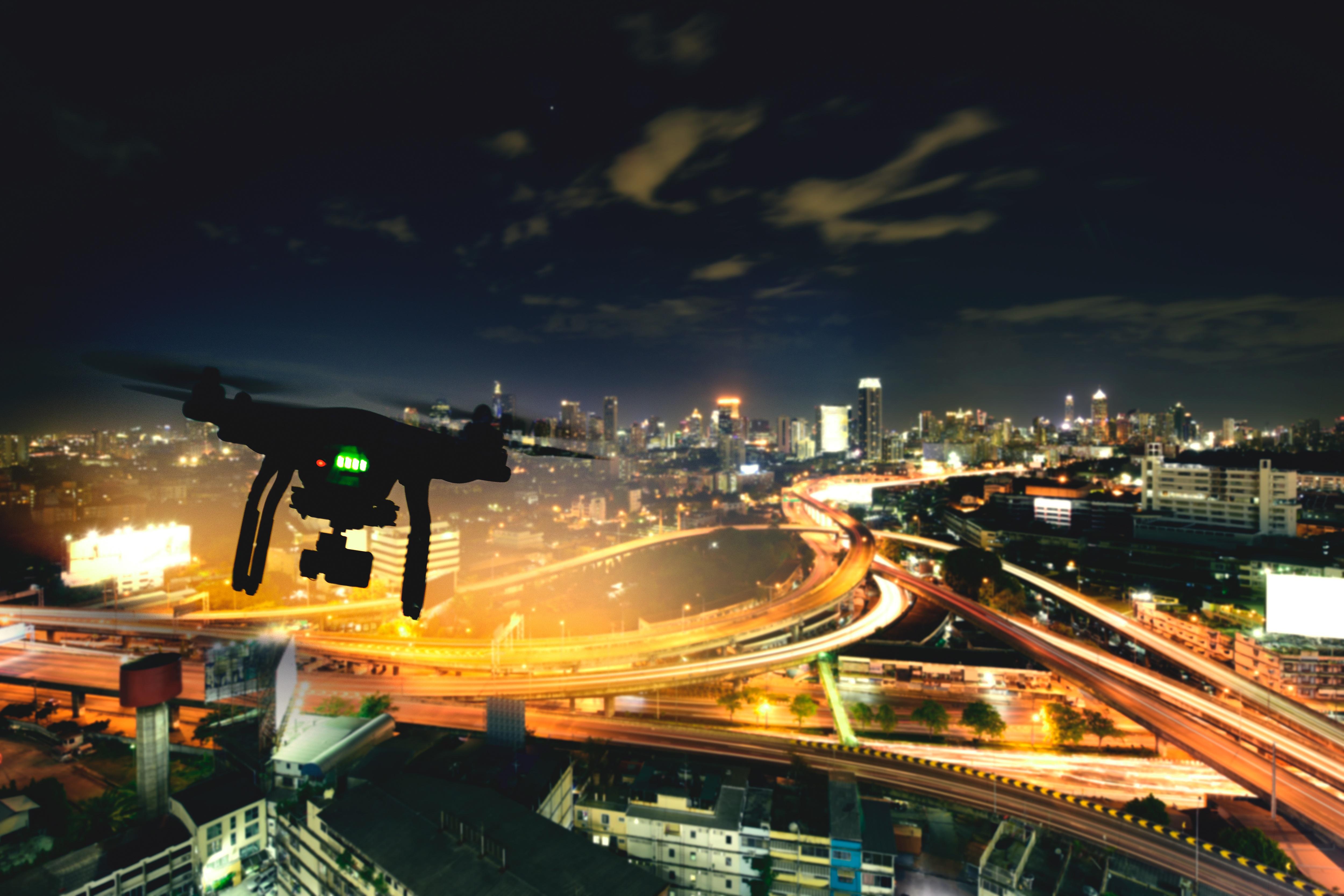 Truck Fleets Will Soon Use Drones