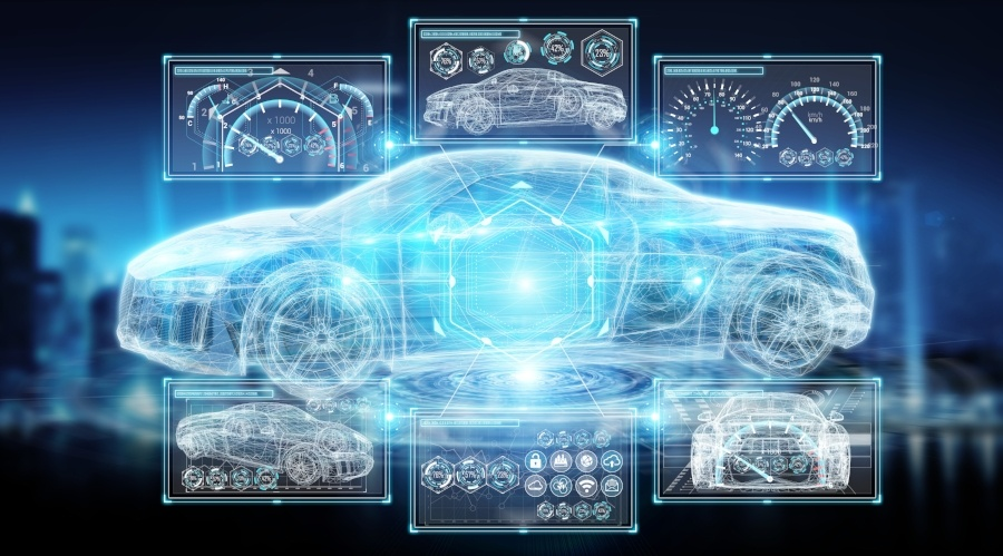 How Modern Vehicle Technology is Changing the Business World - Pt 1