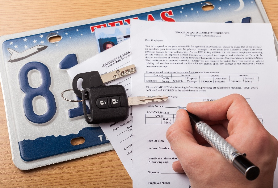 Who Is Responsible for Registration on a Leased Vehicle?