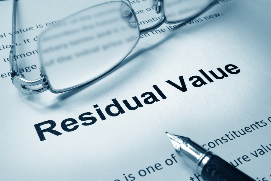 What is the Residual Value of a Leased Vehicle?